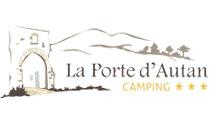 logo-camping porte d'autan